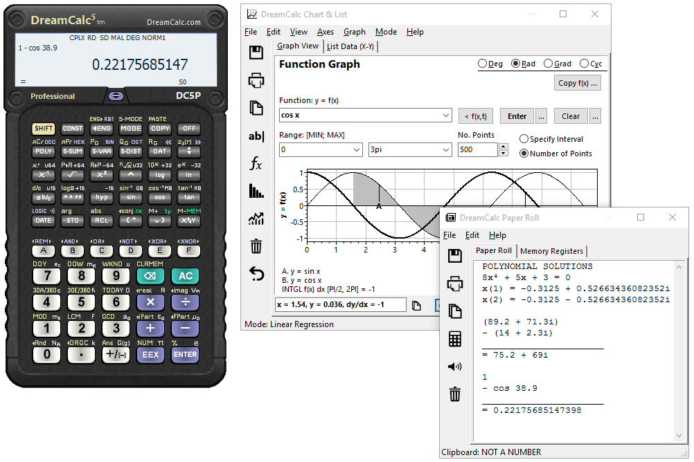 Download redcrab – free and portable scientific calculator ~ free.